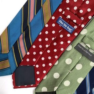 Lot of 6 Men's Ties
